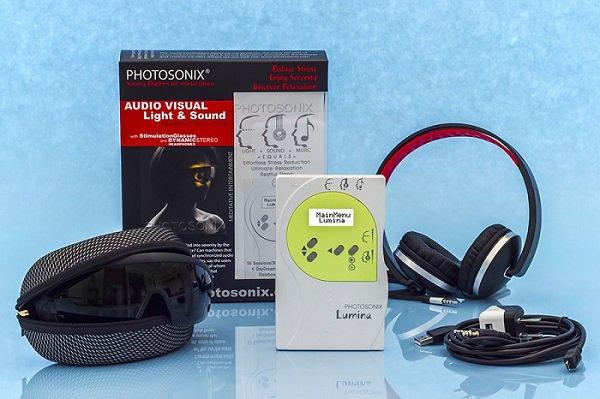 Майнд машина Lumina Photosonix Фото - 7continent.com.ua