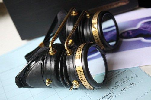 Очки для видения ауры Prana Vision Stalker. Retro Collection Foto - 7continent.com.ua