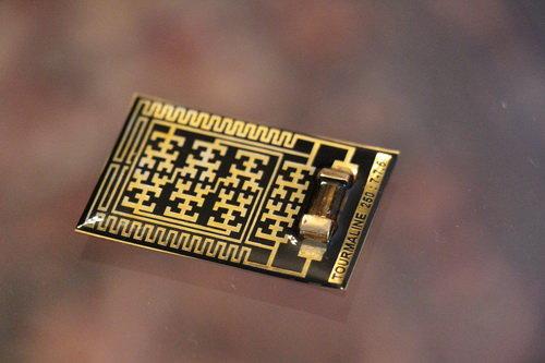 Биорезонансный модулятор на основе кристалла Дравит Foto - 7continent.com.ua